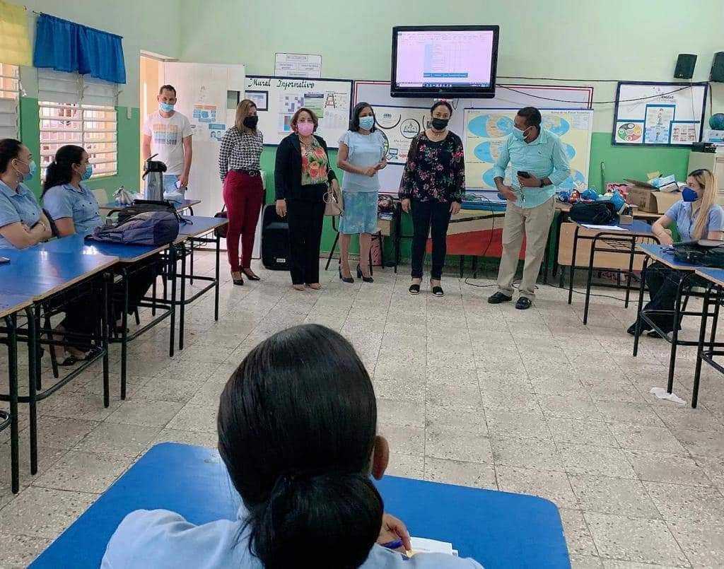 Centros educativos que iniciarán el regreso a clases de manera presencial