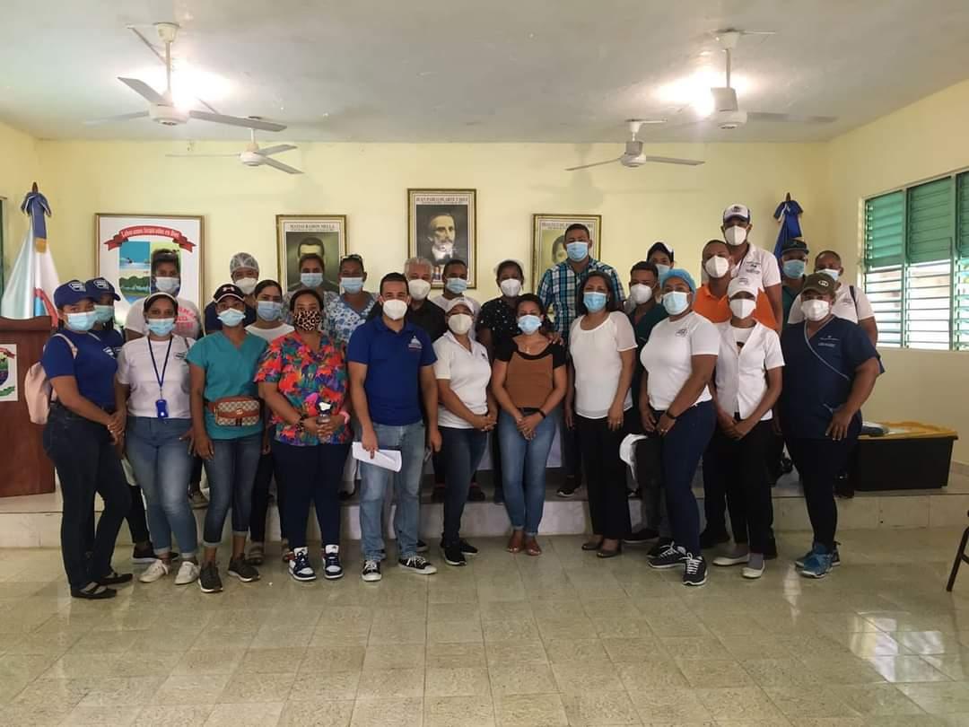 alcaldía informa que el Ministerio de Salud Pública estará realizando hoy y mañana un operativo de toma de muestra de covid
